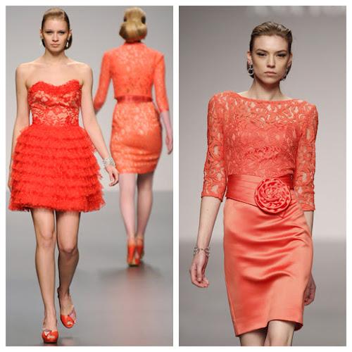 Ana Torres: vestidos de fiesta