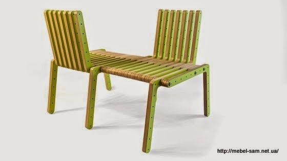 двойной стул