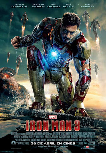 Iron Man 3, cartel