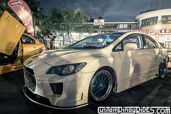CRZ-inspired Honda Civic FD Custom Pinoy Rides Car Photography Philip Aragones pic1