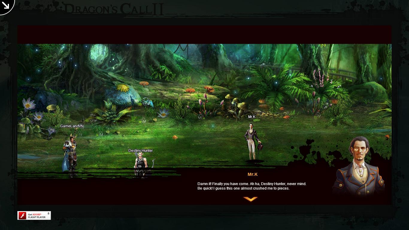 Một số hình ảnh về webgame Dragon's Call 2 - Ảnh 11