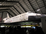 The Space Shuttle is huge