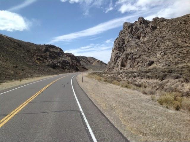 Panaca Pass Nevada