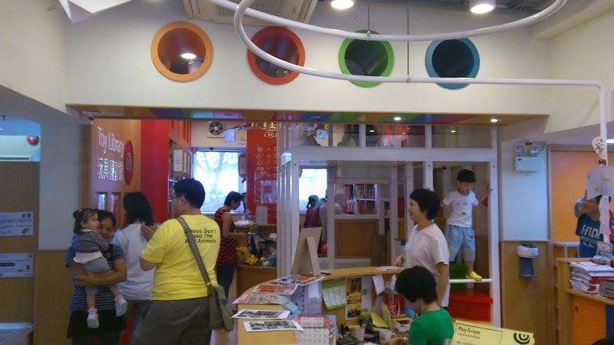 智樂遊戲萬象館 具有使命的兒童遊戲中心!