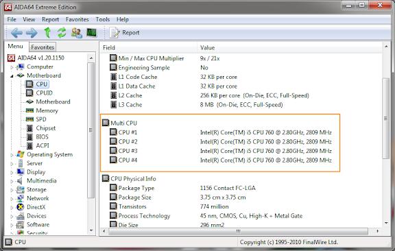 การเปิด/ปิดจำนวน Core ของ CPU ที่มีหลาย Core รู้ไว้จะได้ไม่โดนต้ม Cpucore03
