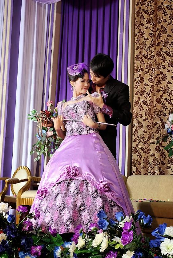 foto pernikahan by benning