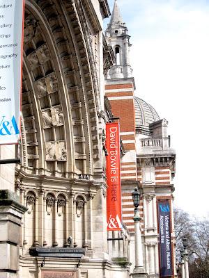 Victoria & Albert Museum in London