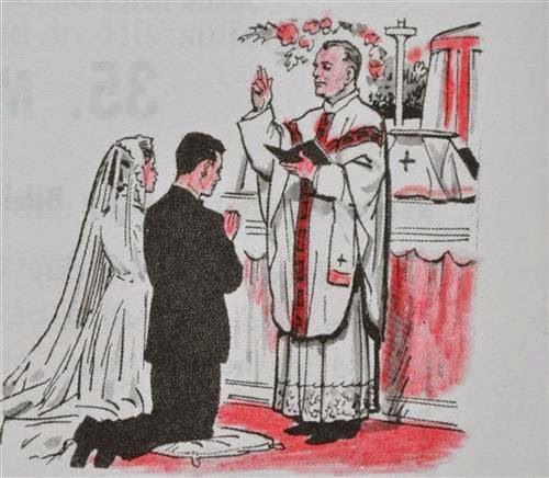 Bí tích hôn phối là bí tích quan trọng đối với người Công giáo