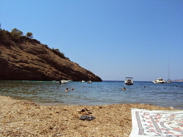 Cala Gracioneta - Las mejores calas y playas de Ibiza