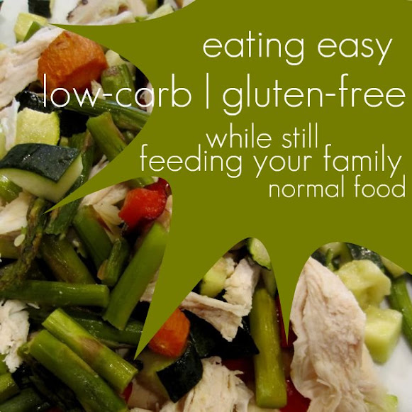 easy simple low-carb gluten-free dinners