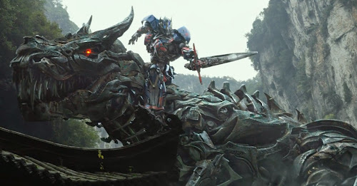 review transformer 4 :age of extinction
