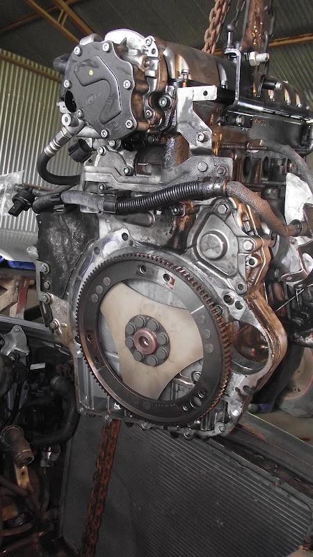 No Drive After Engine Rebuild Club Touareg Forums