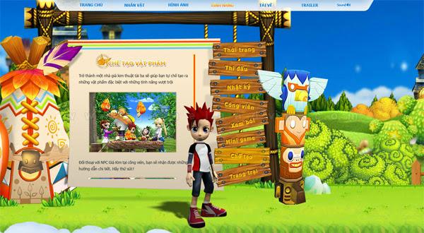 Trang giới thiệu GoGoRun đã chính thức trình làng 17