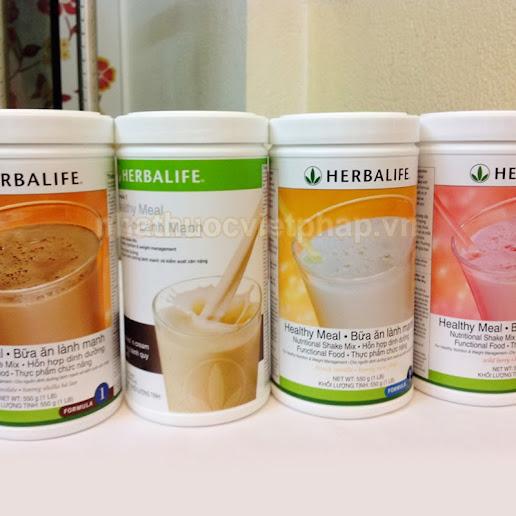 thực phẩm chức năng sữa giảm cân Herbalife F1