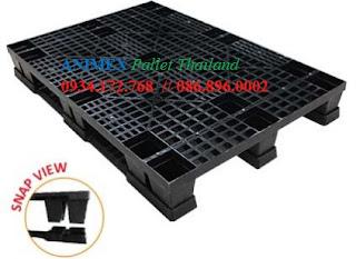 Pallet nhựa Thái Lan SLV 0812 UT