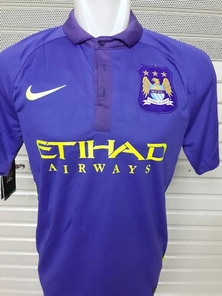 Jual Jersey Manchester City 3rd Terbaru 2014-2015
