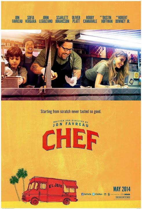 Σεφ (Chef) Poster