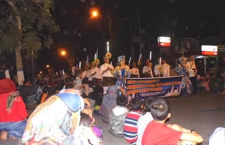 Berita terkait malam takbir keliling Idul Adha Di Ngawi