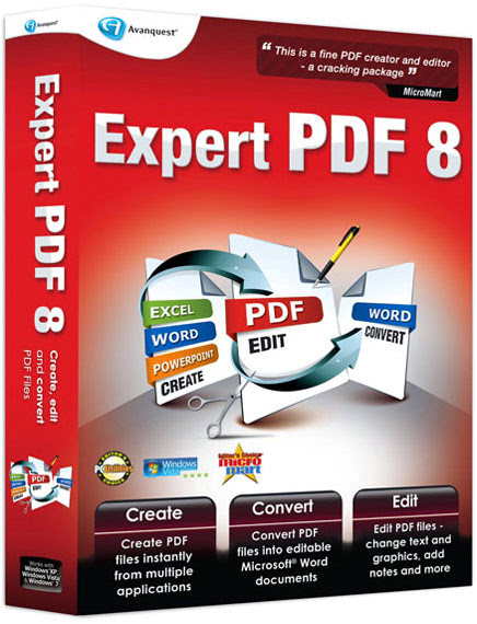 Avanquest Expert PDF Professional 8.0.360