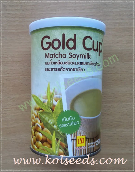 นมถั่วเหลืองชาเขียวมัทฉะ หอม อร่อย บำรุงสุขภาพ