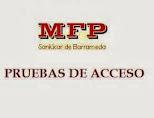 MFP CLASES PARTICULARES PRUEBAS DE