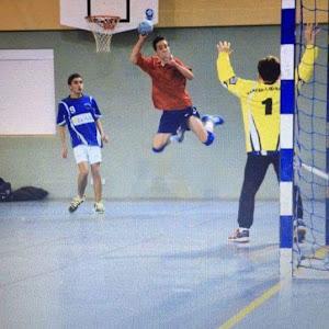 Mathias Handball HBCL