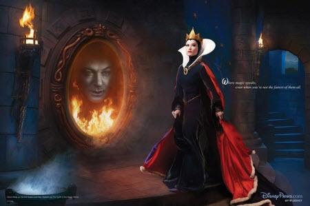 Campaña publicitaria Disney Dreams