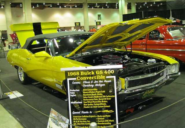 Custom cars dazzle at the 2011 Detroit Autorama 11