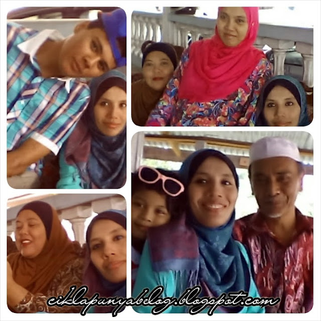 Sweet moments: Hari Raya 2014!