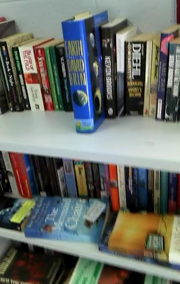 Photo of The Shelf!