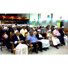 TG Nik Aziz Hadir Di Konvensyen Amar Ma'aruf Nahil Mungkar