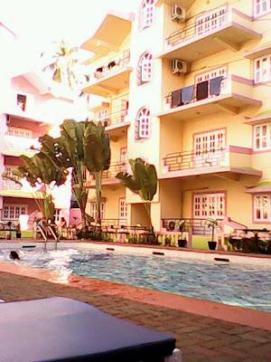 Sodder's Renton Manor, Calangute - Anjuna Rd, Baga, Arpora, Goa 403516, India