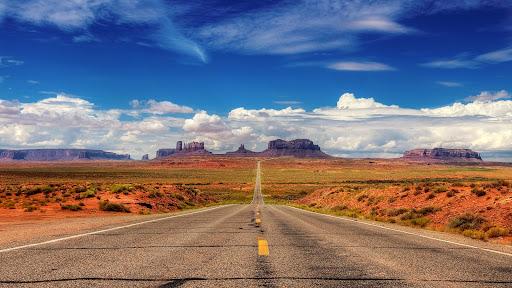 Utah State Road 89, Monument Valley, Utah.jpg