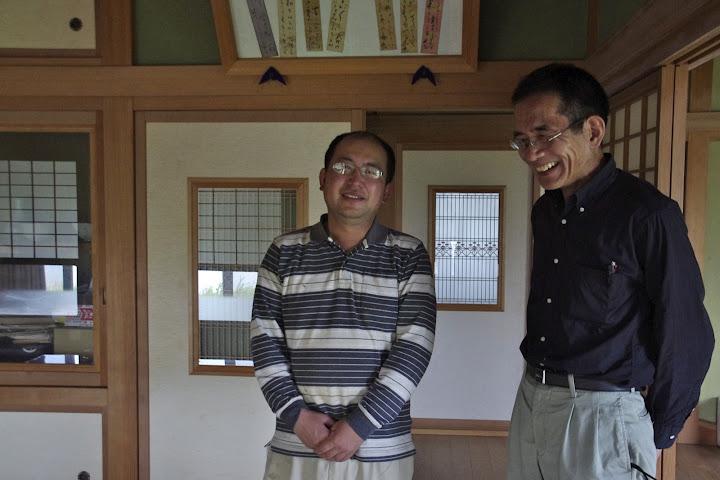 吉植一貴さん(左) 寺田昭一さん・PHP研究所(右)