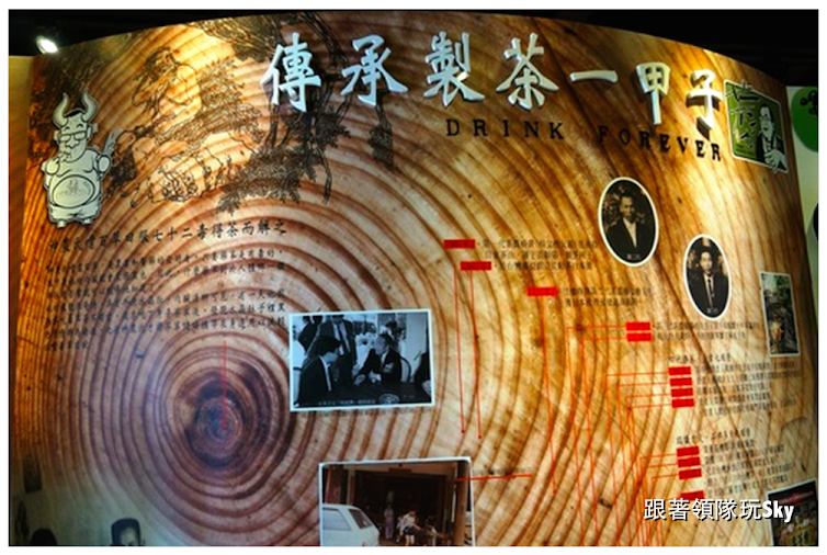 南投景點推薦-名間茶香四溢的觀光工廠【茶二指故事館 】