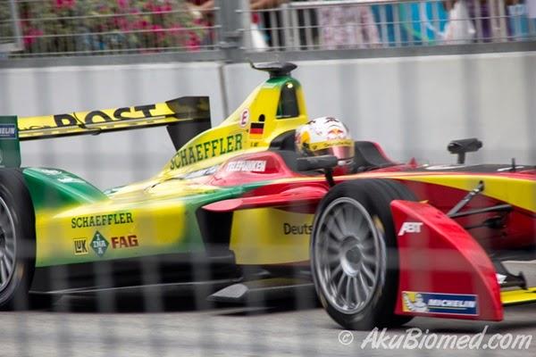 kereta formula elektrik