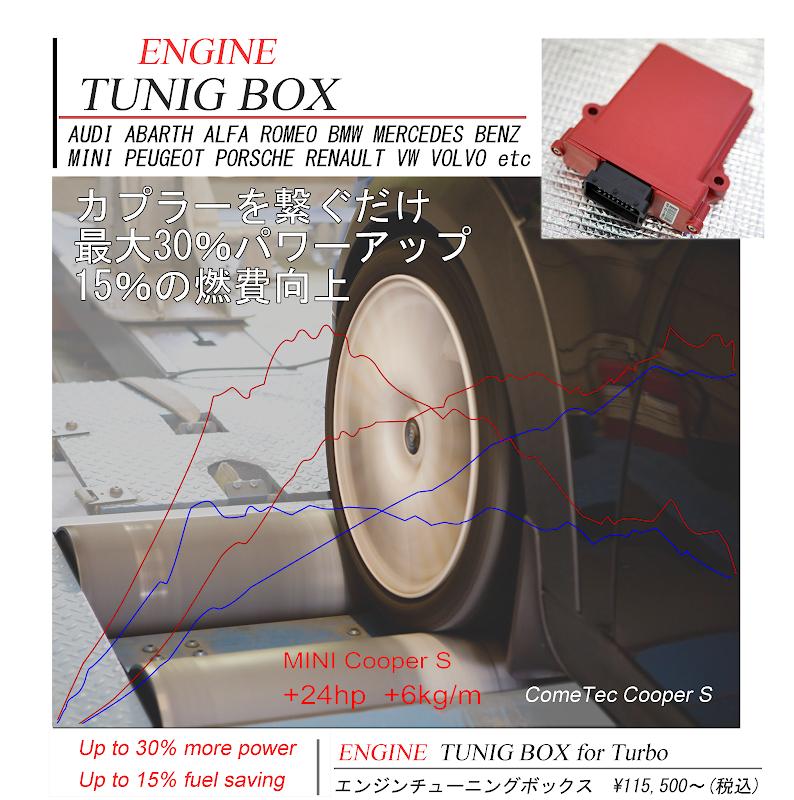 エンジンチューニングボックス