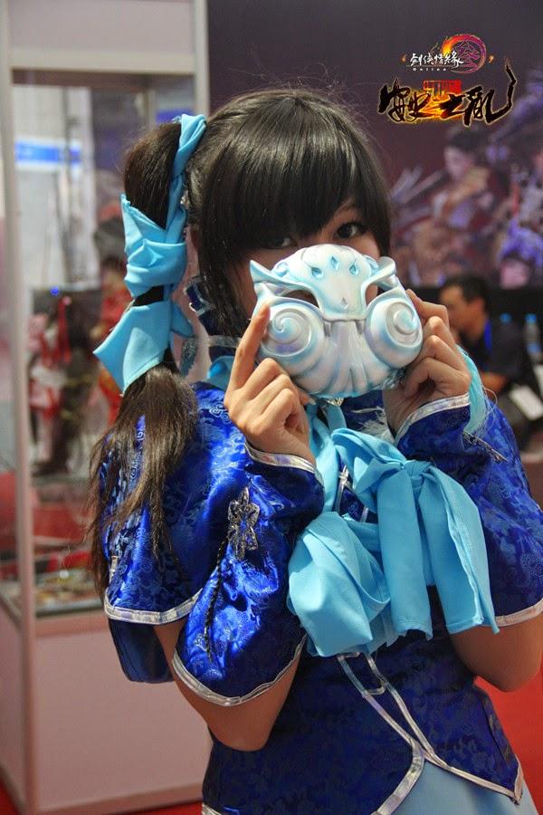Ngắm bộ ảnh cosplay cực đẹp của Võ Lâm Truyền Kỳ 3 - Ảnh 11