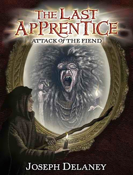 The Last Apprentice: Attack of the Fiend Cover - Book Review - The Tibb