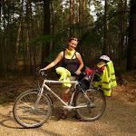 Wdzydze, wycieczka rowerowa