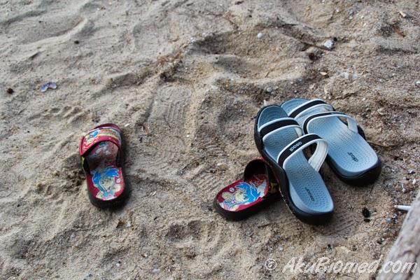 Selipar dan sandal