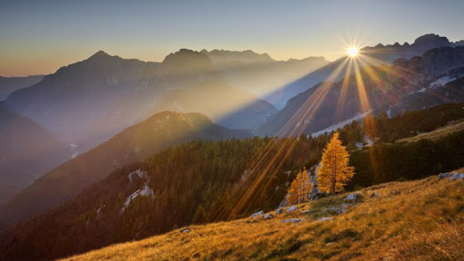 View From Mangrt Pass at Sunset, Slovenia.jpg