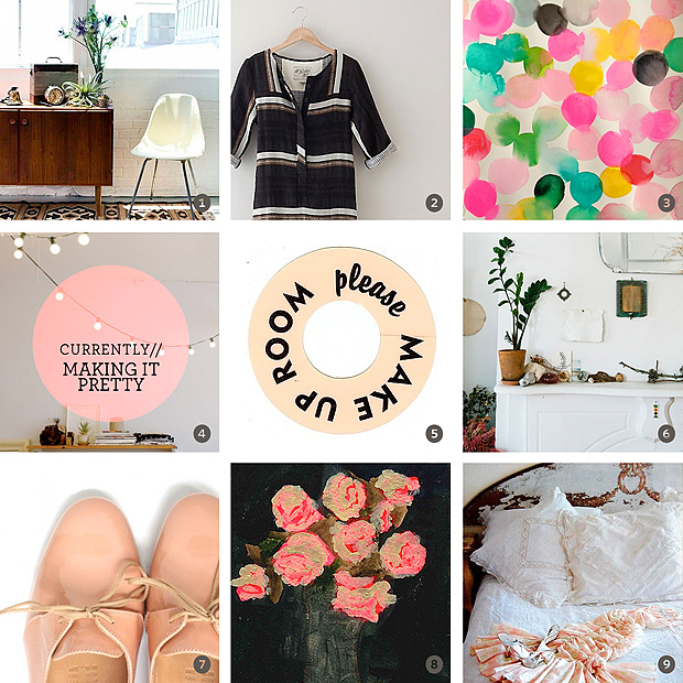 Pinterest Moodboard // Currently // Making It Pretty Inspiration
