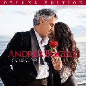 Download – CD Andrea Bocelli – Passione: Deluxe Edition 2013