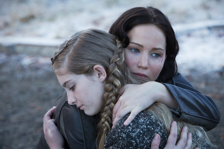 The Hunger Games: Catching Fire #CatchingFire