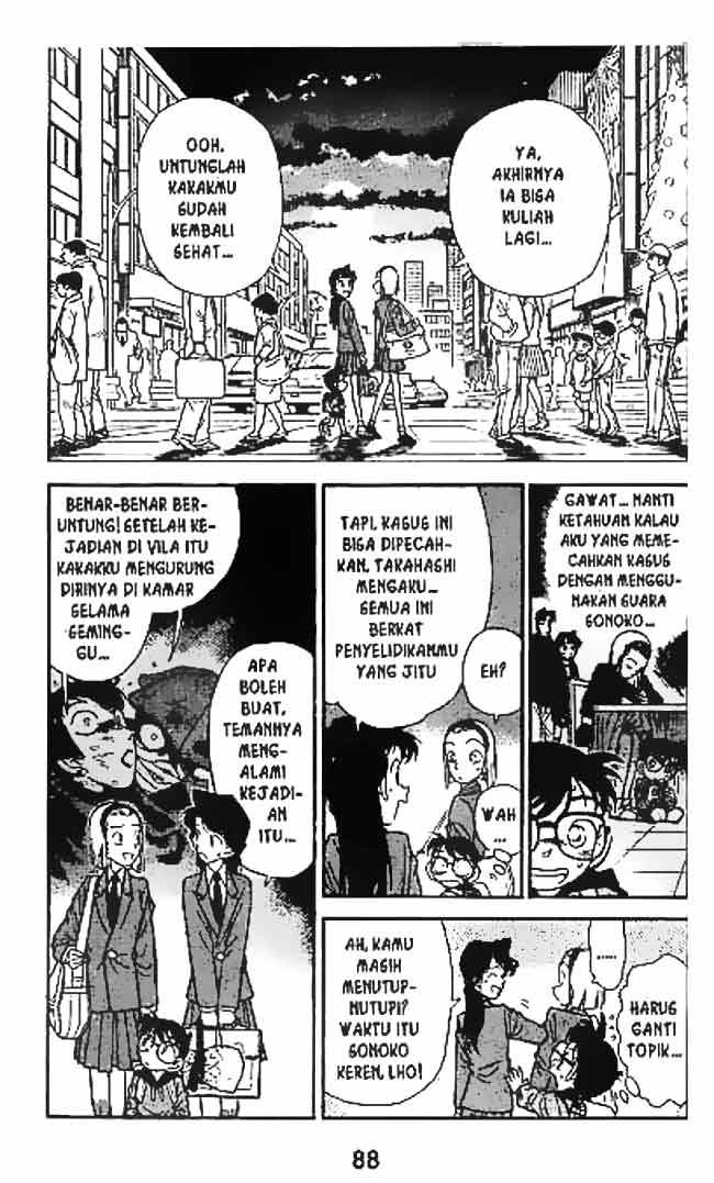 2 Detective Conan   045 Pembunuh karaoke