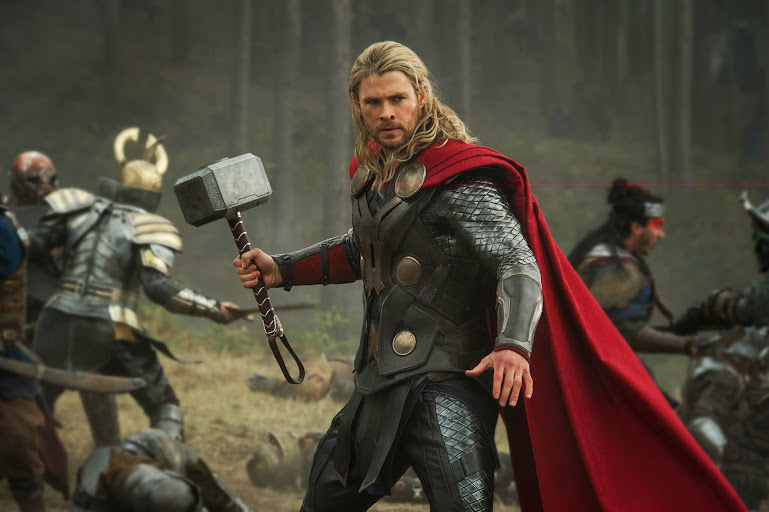2013 Disney Movies: Marvel's Thor: The Dark World