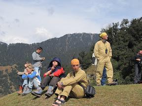 Фотоотчет о парапланерном Бире с Шеленковым ;) октябрь-ноябрь 2012 India-170