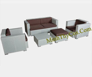 Rattan Sofa Set-MT112