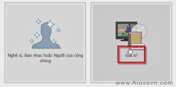 Hướng dẫn chuyển trang cá nhân facebook thành fanpage - hướng dẫn 5